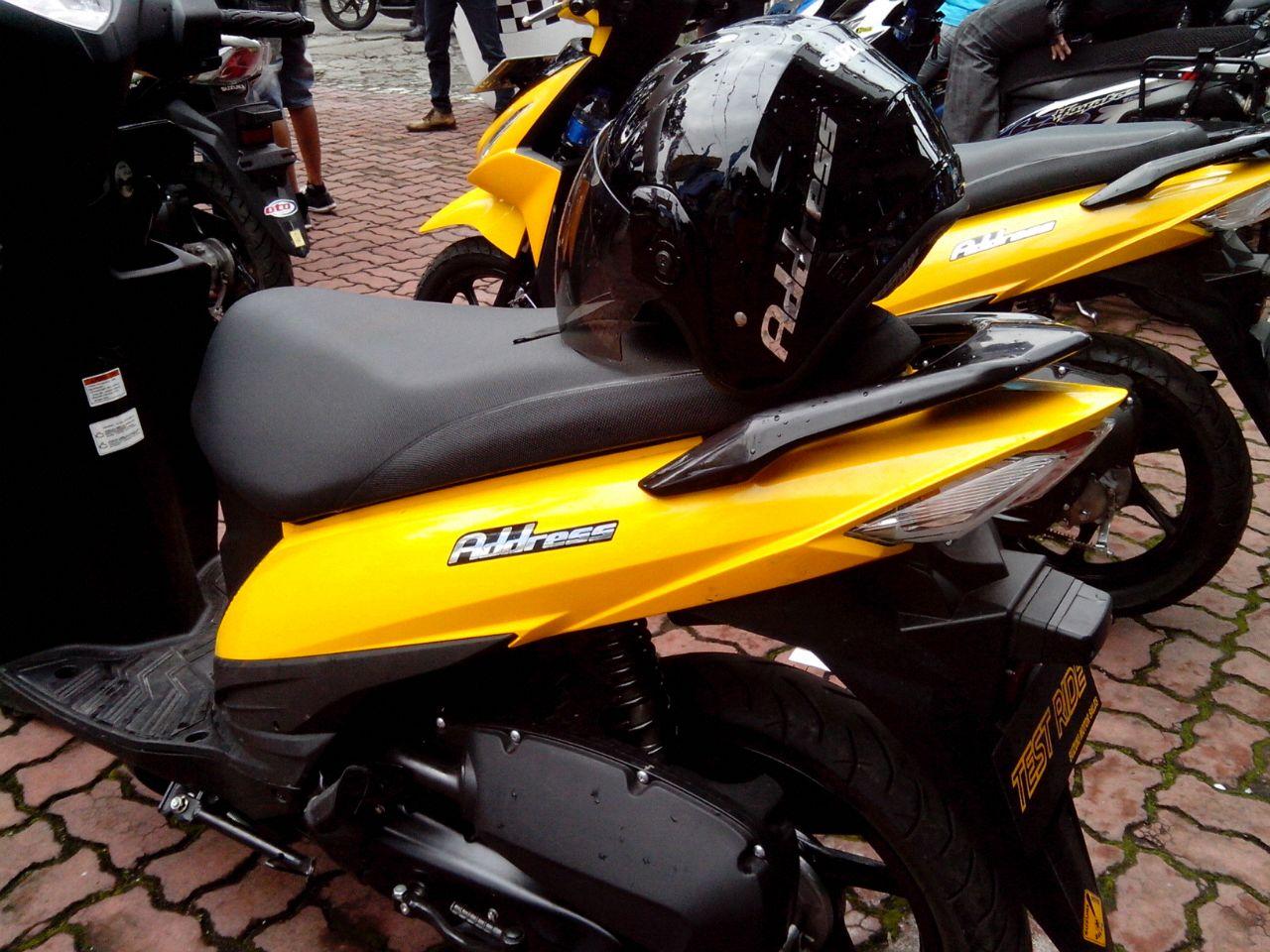 Modifikasi Vario 150 Warna Kuning Galeri Motor Vario