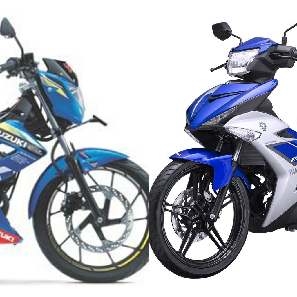 Adu Kecepatan Satria F150 Versus Jupiter Mx King 150 10 Fu Image
