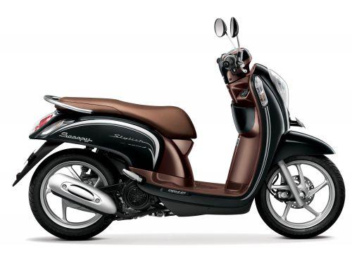Pilihan Warna Dan Spesifikasi New Honda Scoopy Esp Anangcozz Blog