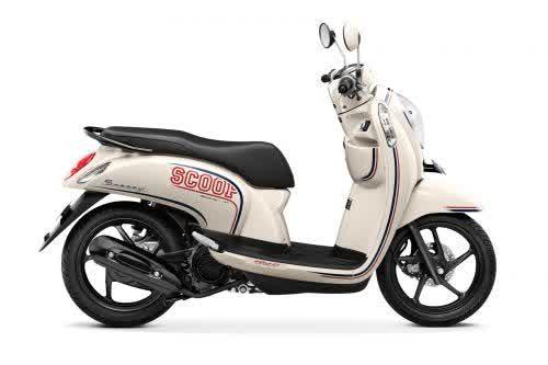 Hot Ahm Sedang Mempersiapkan Update Baru Honda Scoopy