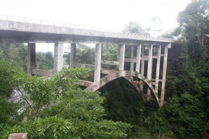 Jembatan gladak perak baru