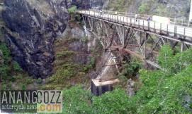 Jembatan gladak perak lama