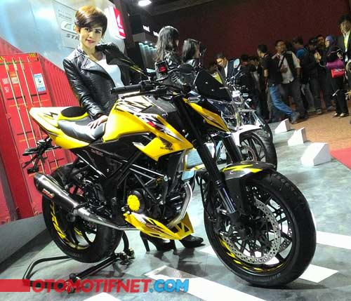 Modifikasi All New CB150R, Makin Keren Saja Nih!! | AnangCozz's Blog