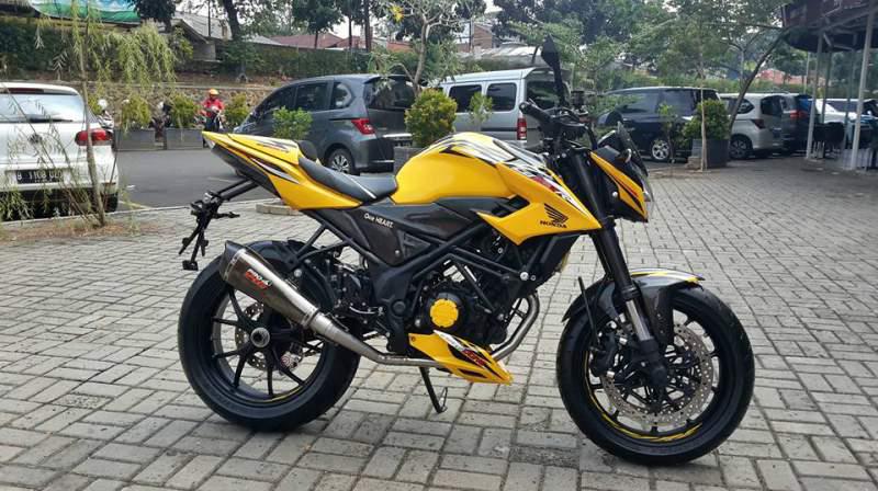 Modifikasi All New CB150R, Makin Keren Saja Nih!! | AnangCozz's Blog