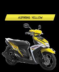 mio m3 2016 kuning