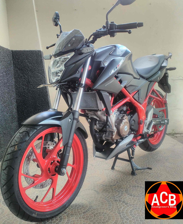 Galeri Lengkap New Honda CB150R SE Raptor Black Cek Disini Gan