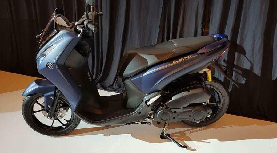 Galeri Foto Yamaha Lexi 125 VVA, Jozzz Ada Keylessnya Juga ...