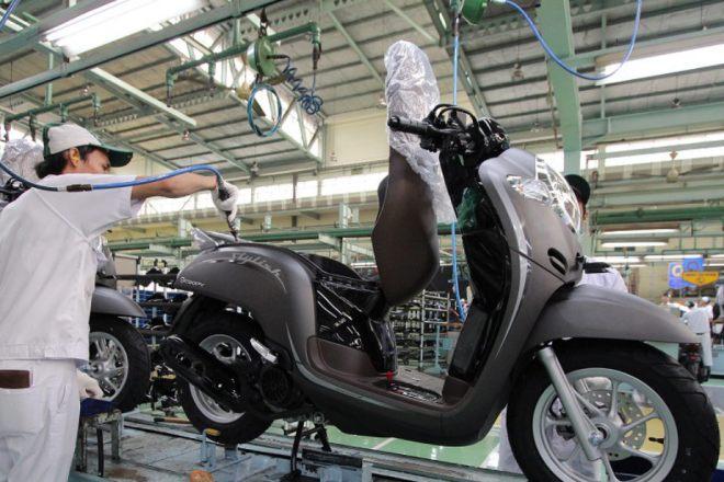 7 Pilihan Warna Baru Honda Scoopy 2019 Segerrr Anangcozz Blog