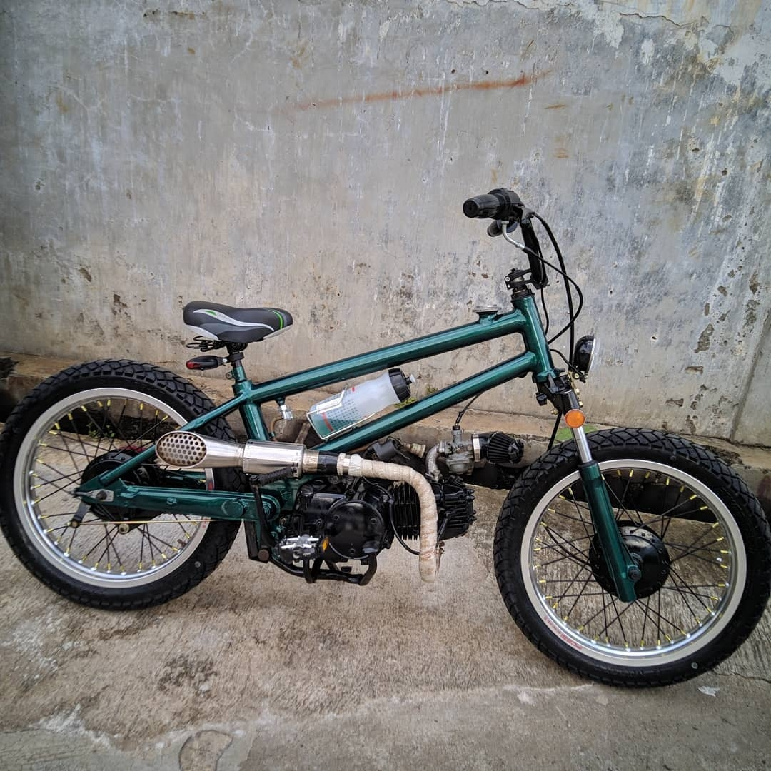 Modifikasi Sepeda Bmx Anangcozz Blog