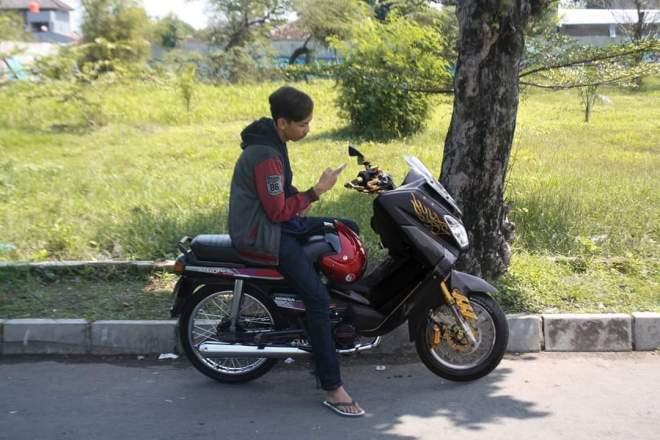 Kawin Silang Honda Grand Dan Yamaha Nmax Jadilah Grandmax
