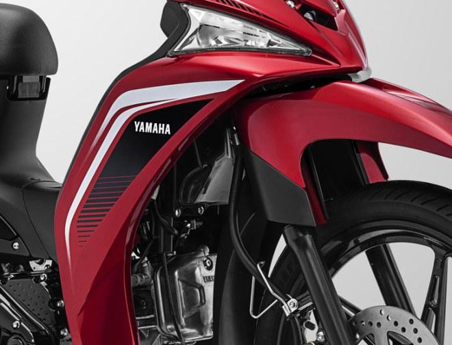 Yamaha Vega Force 2019 Hadir Dengan Warna Baru