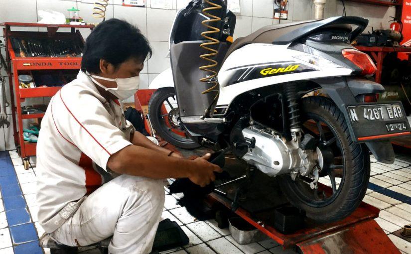 Promo Januari 2021, AHASS MPM Berikan Paket Perawatan MotorMatic
