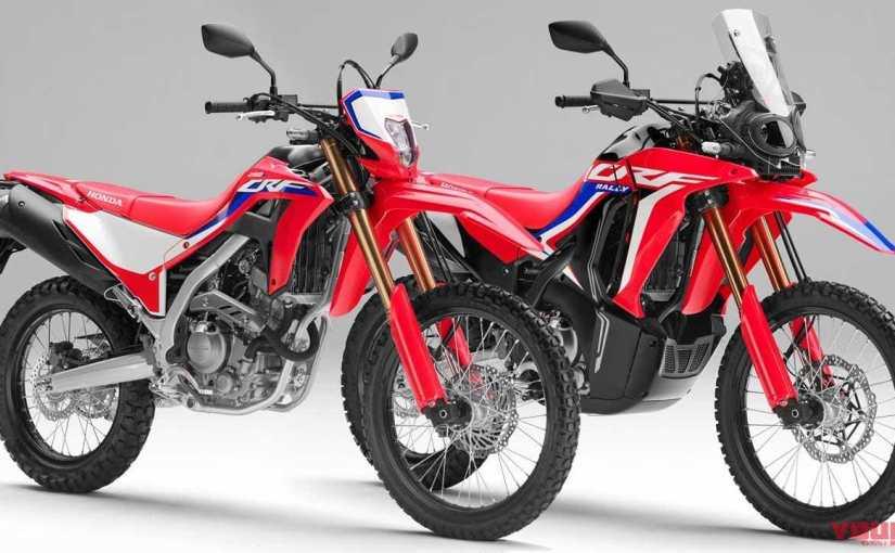 Honda CRF250L Dan CRF250 Rally MY2021 Berubah Signifikan Di SektorMesin