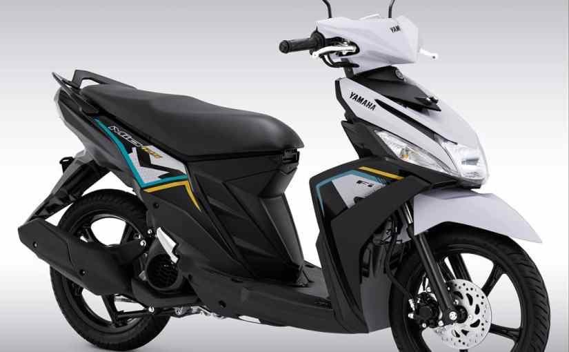 Yamaha Mio M3 Hadir Dengan Warna Baru LebihSegar!