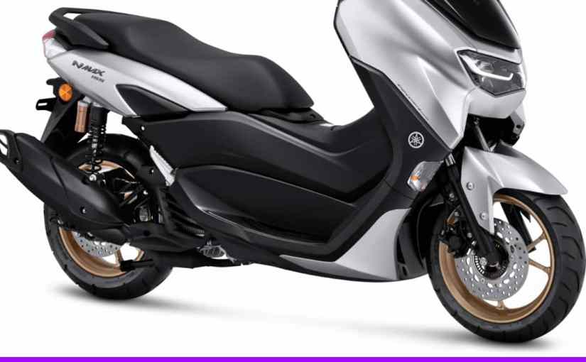 Yamaha Resmi Luncurkan Varian Baru All New NMAX 155Connected