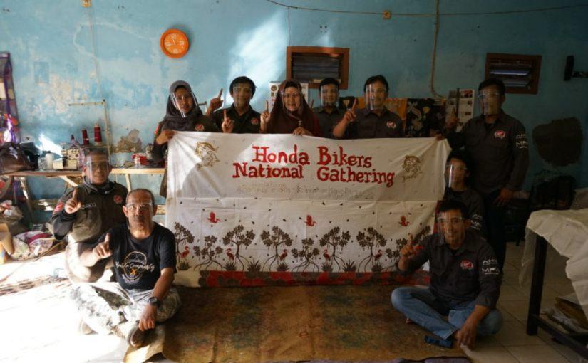 Honda National Bikers Gathering Virtual Edition: Honda Community Jatim AdakanNobar