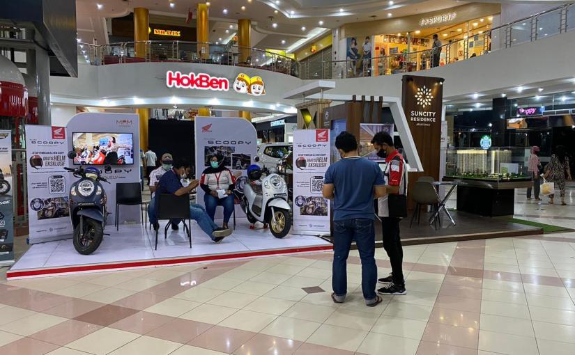 All New Honda Scoopy Exhibition 8 Kota Di Jatim, Dapatkan SpecialPromo