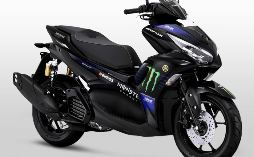 Apa Kata Food Blogger Tentang Yamaha All New Aerox 155 Connected?