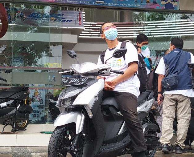 Yamaha Gear 125 Resmi Meluncur Di Jawa Timur, Harga Mulai 18Jutaan!