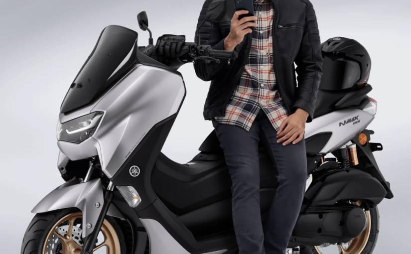All New NMAX 155 Connected Terpilih Jadi Motorcycle Of The Year Oleh Gridoto Award 2020,Mantab!