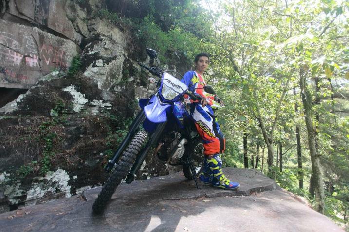 Ini Kata Juara Nasional Hill Climb Trail Tentang YamahaWR155R!!