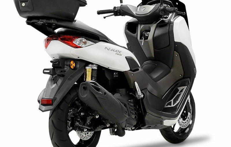 Top Box OEM 30 Liter Untuk Yamaha Nmax 155, Keren Juganih!