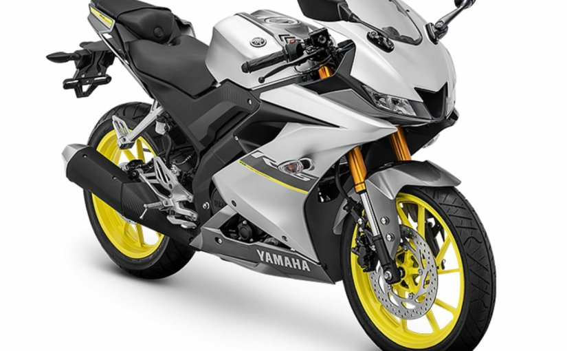 Warna Baru Yamaha R15 2021,Mantab!
