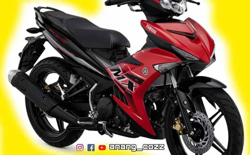 3 Warna Baru Yamaha MX King 150 Mengawali Tahun2021