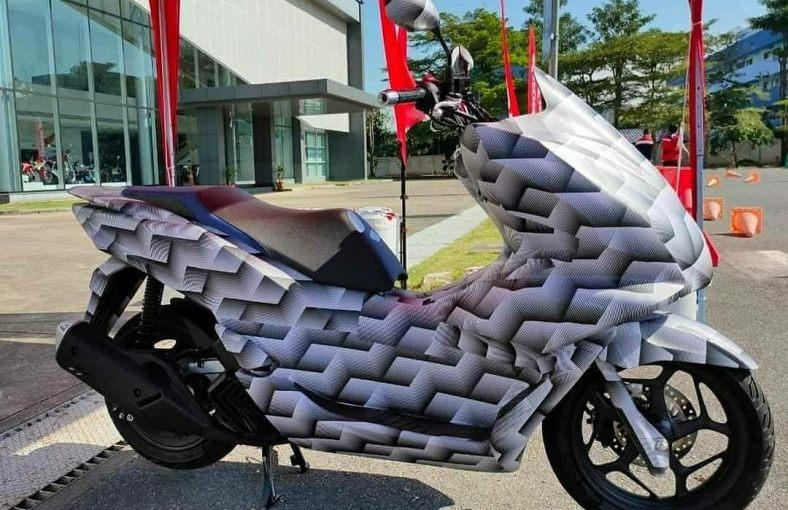 Honda PCX 160 Rilis Di Thailand, Loh Kok GiniPenampakannya?