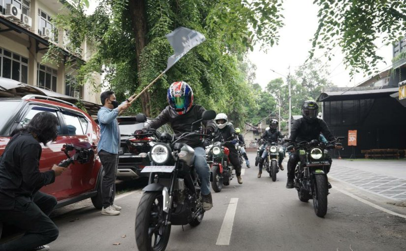 XSR 155 Motoride, Mini Touring Dan Custom Lifestyle Bersama Pakar Modifikasi