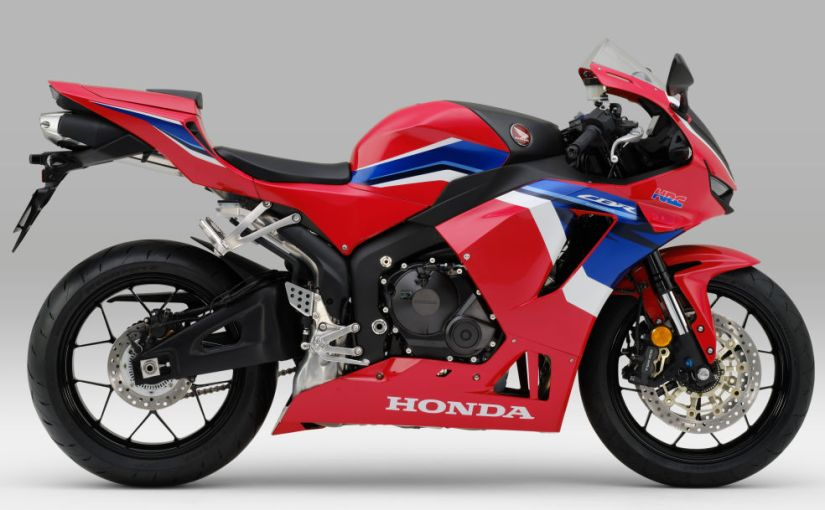 New CBR600RRTricolor Untuk Pecinta Supersport, Harga CumaSegini!