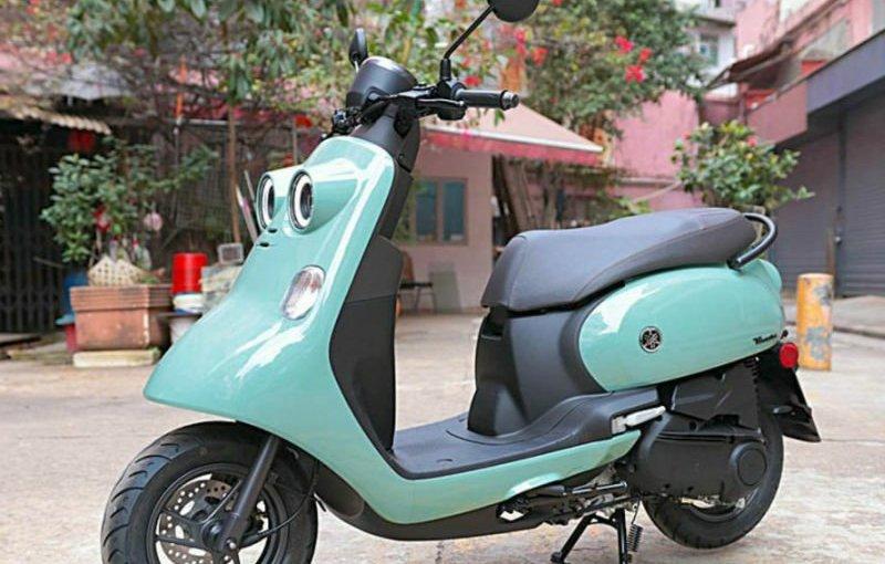 Yamaha new Vinoora 125 MY 2021, Si Mata Belo Yang UnyuUnyu..!