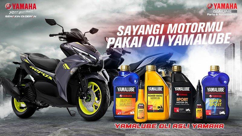Tips Memilih Oli Motor Yamaha Yang Tepat Agar MotorAwet!