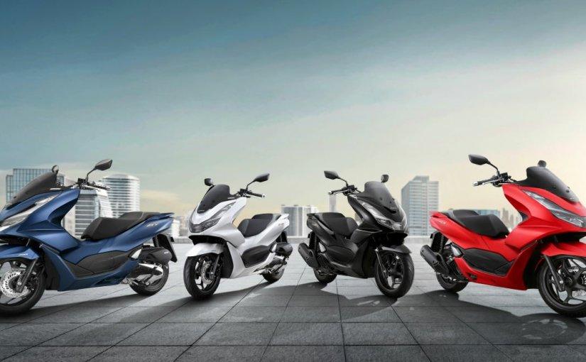 All New PCX 160 Meluncur Di Jatim, Ini Pilihan Warna DanSpesifikasi