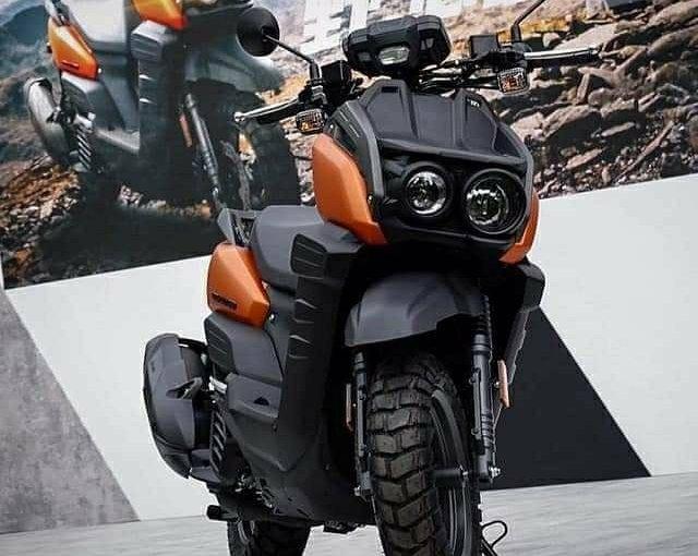 Yamaha Punya Skutik Adventure Ganas, Ini Dia BWS125!