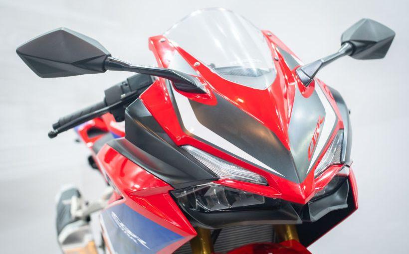 AHM Luncurkan Honda CBR250RR TRICOLOR Quick Shifter, Seperti Ini TampilannyaSob!