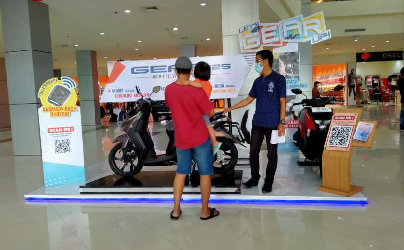 Yamaha Gear Exhibition Hadir Di Surabaya Dan Banyuwangi, Ada Promo MenarikLoh!