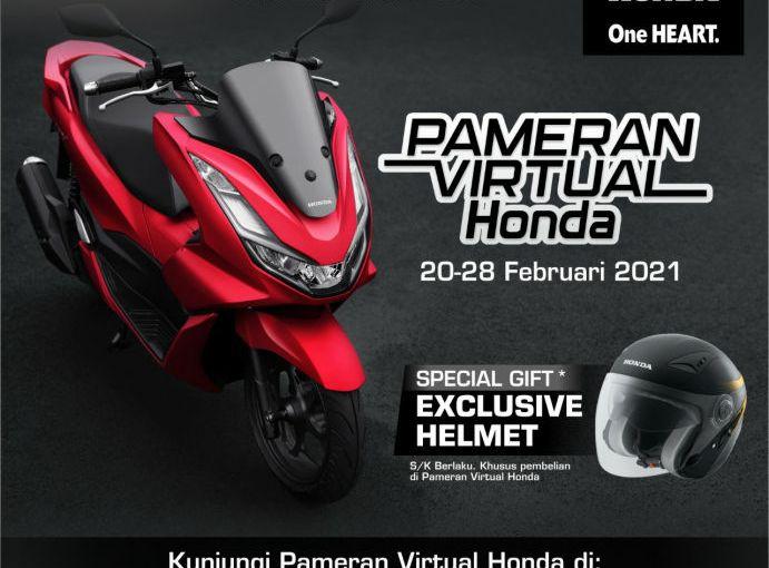 Yuk Ikuti Virtual Launching PCX 160, Ada Promo MenarikGaes!
