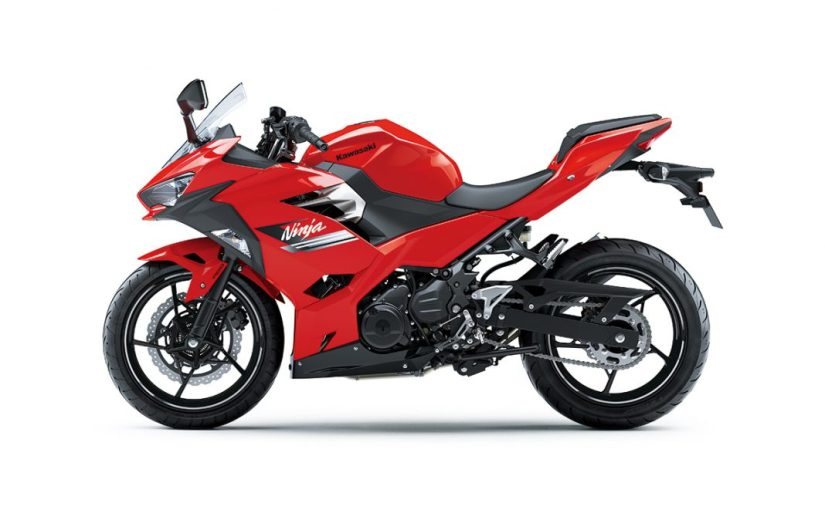 Warna Baru Kawasaki Ninja 250 Twin2021