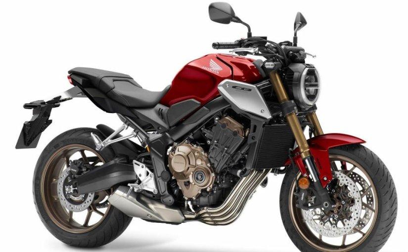 Ketemu Moge Honda CB650R Terbaru, 4 Silinder SangarCak!!
