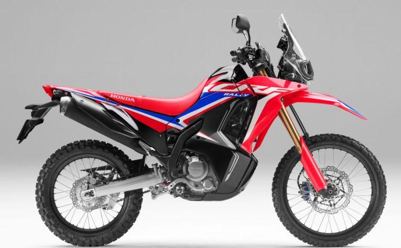 Honda CRF250 RALLY Hadir Lebih Tangguh Dan TampilanBaru