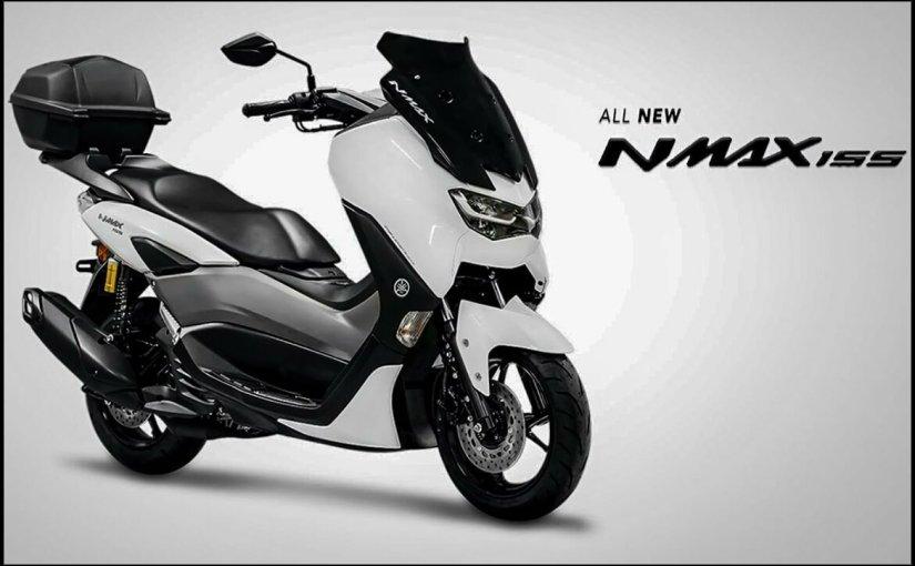 Aksesoris Yamaha Nmax 155 Connected, Siap Di AjakTuring!