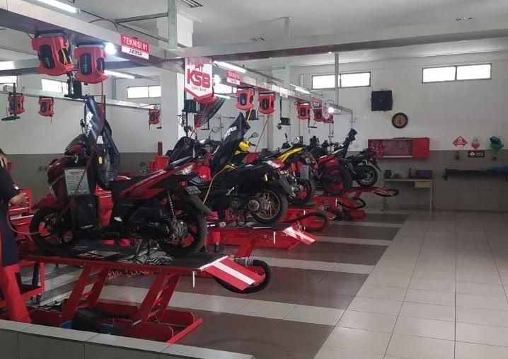 Service Motor Di Bengkel Resmi Yamaha Diskon 50%, Begini CaranyaSob!