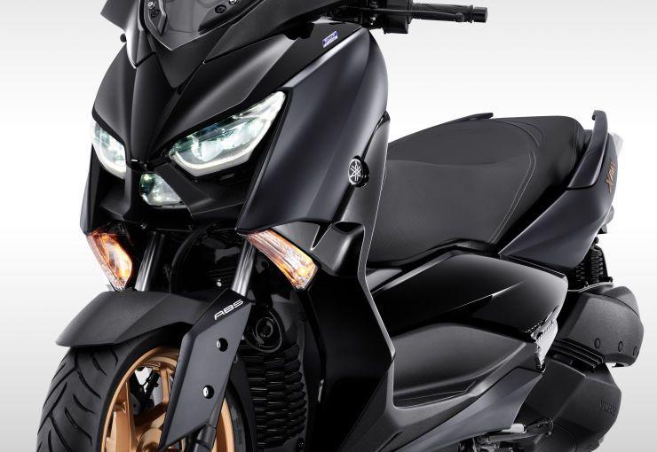 Warna Baru Yamaha XMAX 250, Semakin Trendy danSporty!