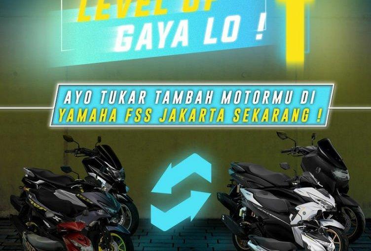 Program Trade In Yamaha, Tukar Tambah Motor Lama Dengan MotorBaru!