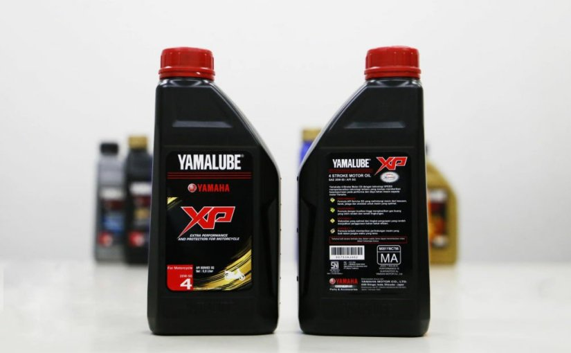 Yamaha Rilis Oli Yamalube XP-50, Untuk Motor Produksi 2010 KeBawah