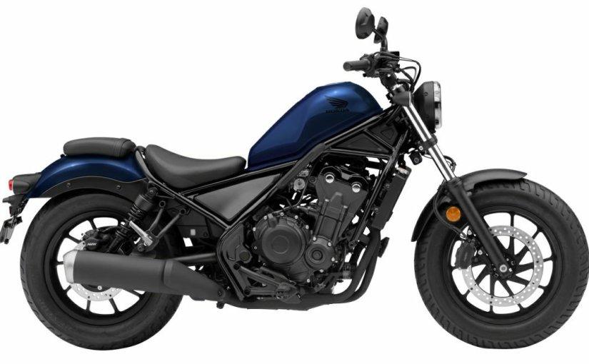 Honda Rebel 2021 Hadir Semakin Ekspresif Dengan WarnaBaru!