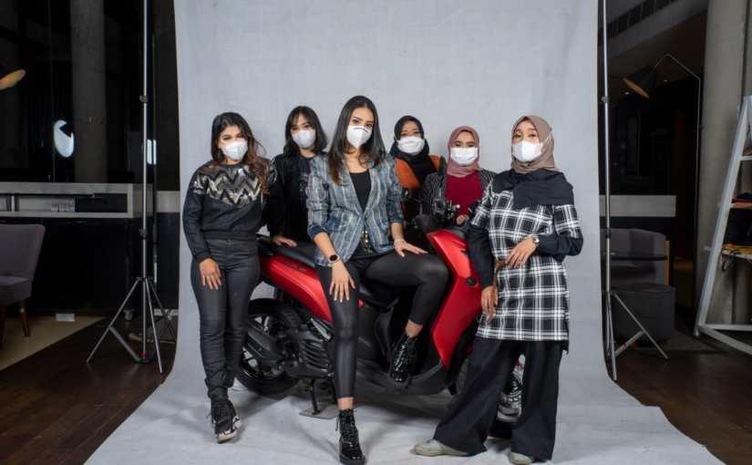 Hari Kartini Menginspirasi Lexy Lady Untuk Aktif DanMandiri