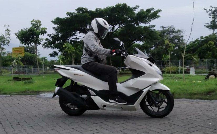 1000 Konsumen Antusias Ikuti Testride Honda PCX 160 MaticBesar
