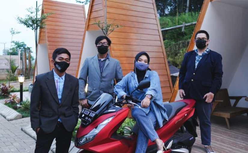 PCX City Riding Bersama Komunitas Honda Matic Malang Ke OmahNdeso